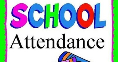 Attendance – week ending 7th September 2018