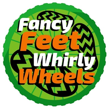 Fancy Feet Whirly Wheels Poster Competition