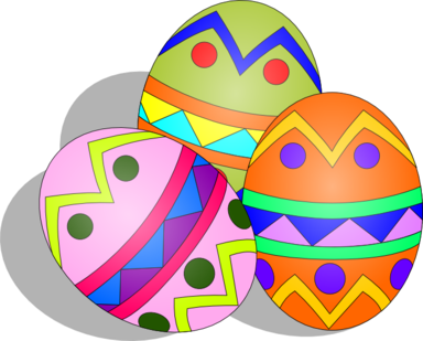 Decorated Egg Competition