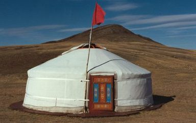 Mongolian Yurt & Radio Newcastle