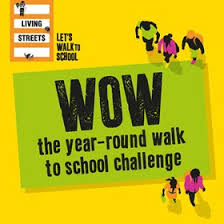 Living Streets Walk to School Challenge