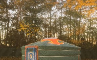 Nursery in the Yurt