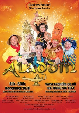 Pantomime – Friday 14th December