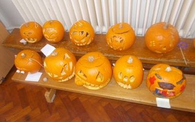 Pumpkin Entries