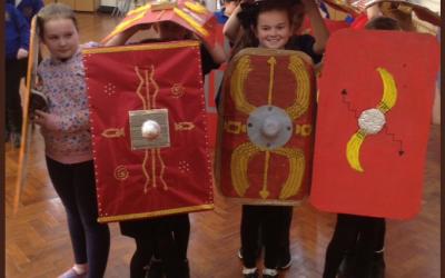 Year 4 Roman Army