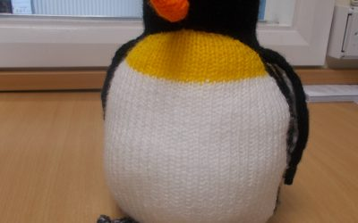 Year 1 Penguin Winner